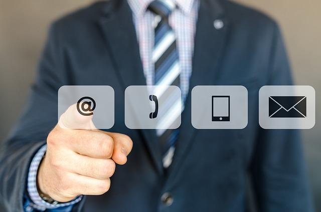 La gestione delle email